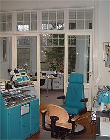 HNO Steglitz - Behandlungsraum